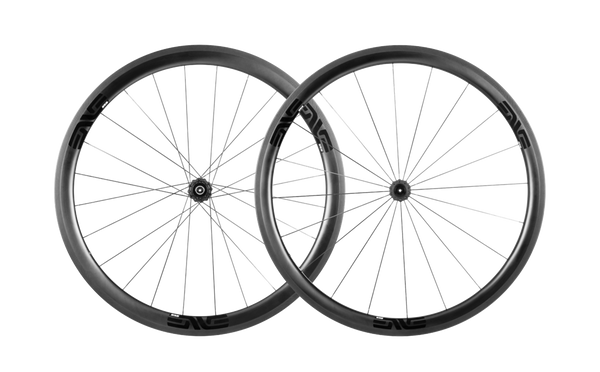 2018 ENVE SES 3.4 Carbon Clincher Road Wheel Set