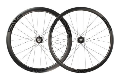 New 2016 ENVE SES 3.4 Disc Carbon Clincher Wheel Set (Custom) - Campy 10/11 - Full Warranty - FREE TIRES AND TUBES! - My Bike Shop  - 15