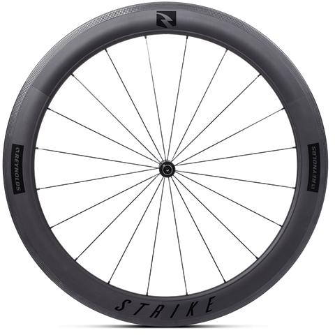 2018 Reynolds Strike SLG Carbon Clincher Wheel Set- New - Discounts Available!