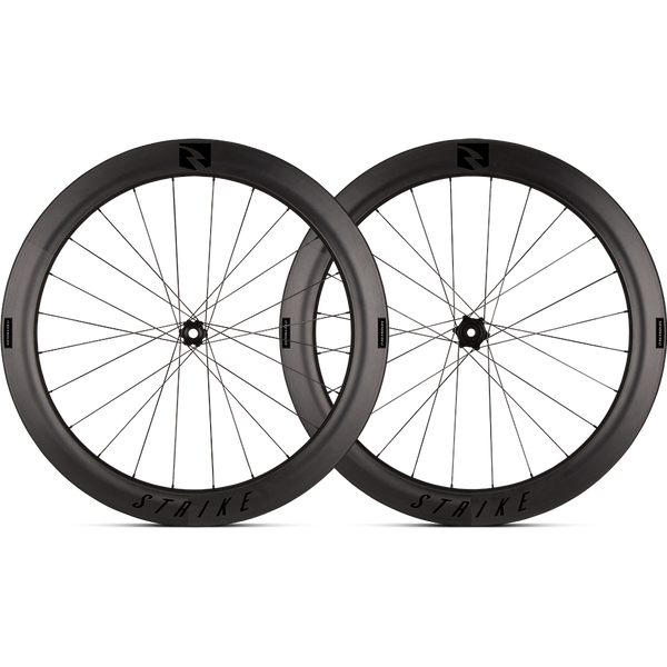 2017 Reynolds Strike DB Carbon Clincher Wheel Set - FREE TIRES AND TUBES! - My Bike Shop  - 1
