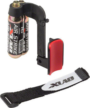 XLAB Multi-Strike Repair Holder Black/Red - My Bike Shop