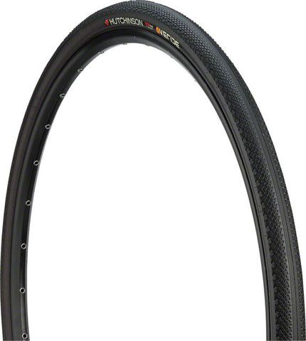 Hutchinson Override Gravel Tire Tubeless Ready Dual Compound Folding Bead - Black