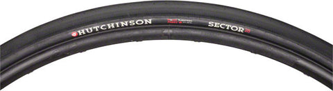 Hutchinson Sector 28 700x 28c Tubeless Tire Black