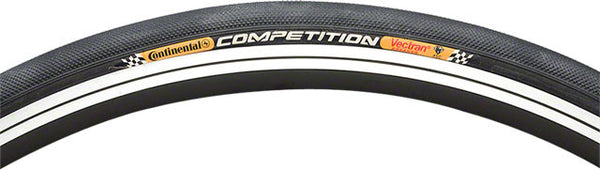 Continental Competition Tire Tubular - Black