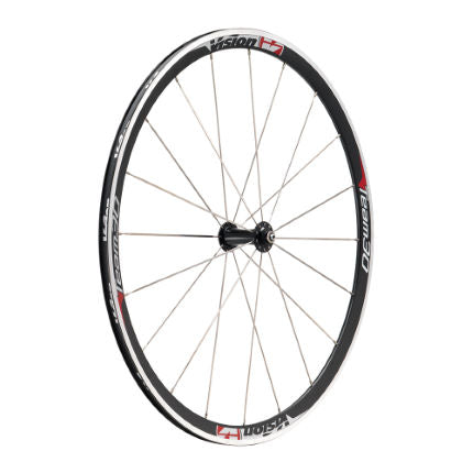 Vision Team 30 Road Clincher Front Wheel (Red Decals)