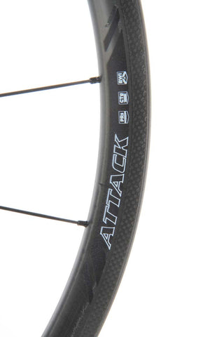 2017 Reynolds Attack Wheel Set - Full Warranty - FREE TIRES AND TUBES! - My Bike Shop  - 4