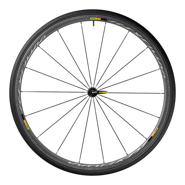 2017 Mavic Ksyrium Pro Carbon SL WTS Tubular Wheel Set - My Bike Shop  - 1