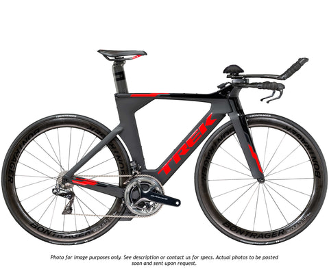 2017 Trek Speed Concept 9.9 Ultegra Di2 - Medium/54cm - Pre-Owned