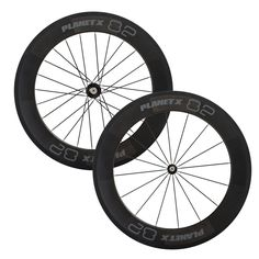 Planet X 82/82 Tubular Wheelset - Pre-Owned