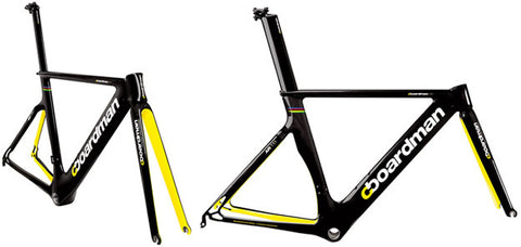 2011 Boardman AiR/TT/1 Frame Set - Large/57cm - My Bike Shop