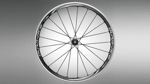 2015 Shimano Dura-Ace C35 Clincher Wheelset- Pre-Owned
