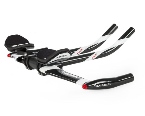 HED Corsair E Bar 42cm Flat Aerobar - New - Full Warranty - Save 20% Today!