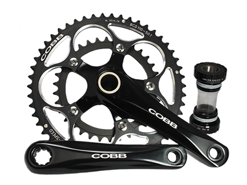 Cobb Short Crank Set - New - My Bike Shop