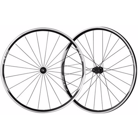 Shimano RS010 Road Clincher Wheelset (Take-Off)