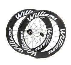 2015 Williams System 85 Tubular Wheelset - Pre-Owned
