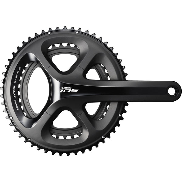 Shimano FC-5800 105 Crankset 50/34t 172.5mm - Demo - Full Warranty