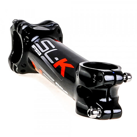 FSA SL-K Stem Black Alloy Stem With Carbon Cap - New