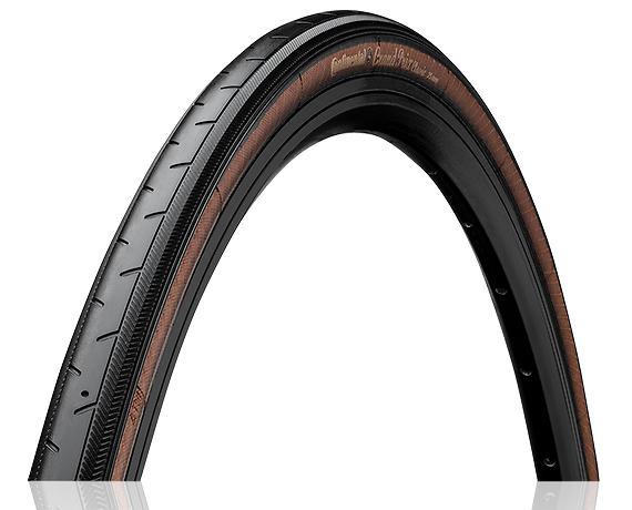 Continental Grand Prix Classic, 700x25, Black/Transparent Tire - Free Shipping! - My Bike Shop  - 1