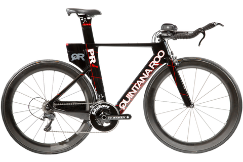 2018 Quintana Roo PRfive Black/Red - New - Full Warranty - Incentives Available!