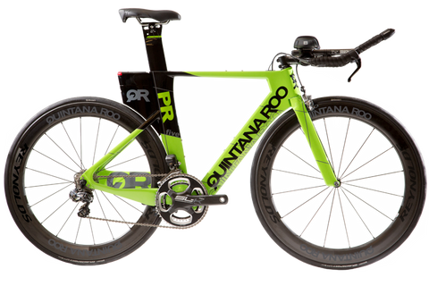 2018 Quintana Roo PRfive Green - New - Full Warranty - Incentives Available!