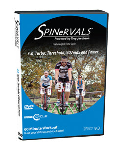 Spinervals Life Time Cycle 3.0 - Turbo (sealed)