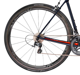 2018 Vision Trimax 40 LTD Carbon Clincher Wheel Set - New - Full Warranty
