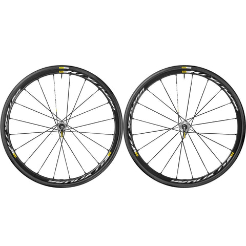 2016 Mavic Ksyrium Pro Disc WTS Wheel Set - New - Full Warranty