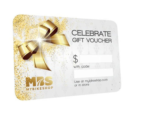 My Bike Shop Gift Voucher / Card - My Bike Shop