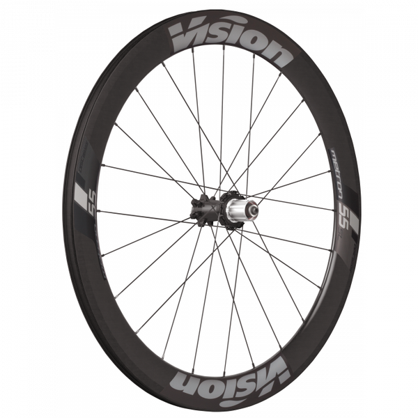 2018 Vision Metron 55 SL Disc Clincher Wheel Set - Save 20% Today!