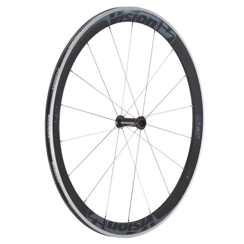 2018 Vision TRIMAX T42 Clincher Wheel Set - New - Full Warranty