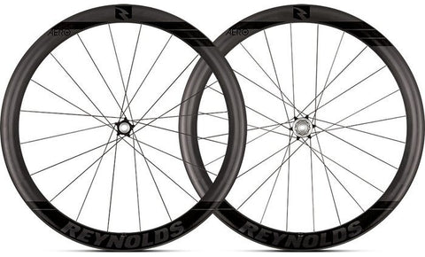 2017 Reynolds Aero 46 DB Carbon Clincher Wheel Set - Discounts Available!