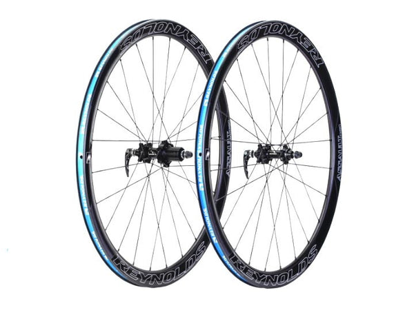 2016 Reynolds Assault SLG Disc Brake Carbon Clincher Wheel Set