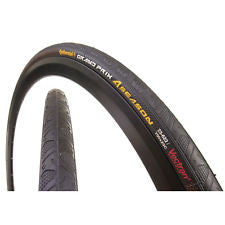 Continental Grand Prix 4-Season, 700x25, Black DuraSkin Folding Tire - Free Shipping! - My Bike Shop  - 2