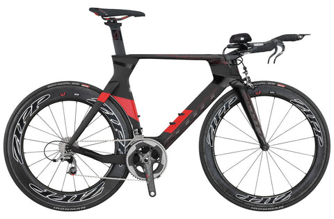 2014 Scott Plasma Premium SRAM Red 22 w/ Novatec R5 Carbon Clinchers - 56cm (pre-owned)