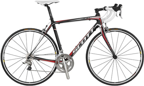 2011 Scott CR1 Team - 56cm - My Bike Shop