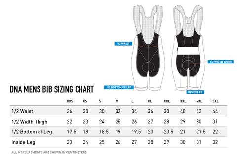 ENVE Men's High Performance Grey Cycling Bibs - My Bike Shop  - 3