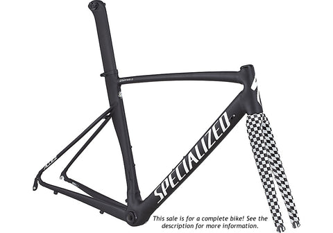 2016 Allez DSW Sprint Limited Edition - Ultegra 6800 Build - 61cm - Pre-Owned