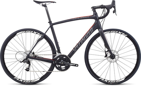 2014 Specialized Roubaix SL4 Disc SRAM Red - 56cm
