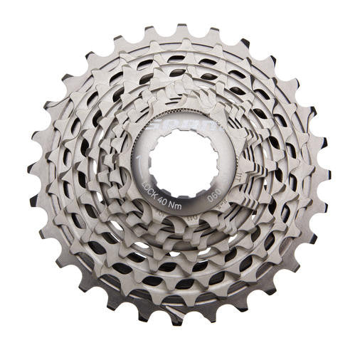 SRAM XG-1090 Red Powerdome 11-25t Cassette
