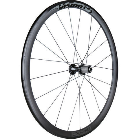 2017 Vision Team 35 Clincher Wheel Set