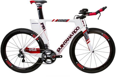 2016 Quintana Roo PRsix Ultegra USA Limited Edition - 52cm - New - Full Warranty