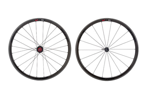 2014 Zipp 202 Firecrest Carbon Clincher Wheel Set W/ F1 Ceramic Bearings
