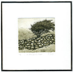 Etching - The Blackthorn