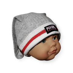 pookie wool sock hat
