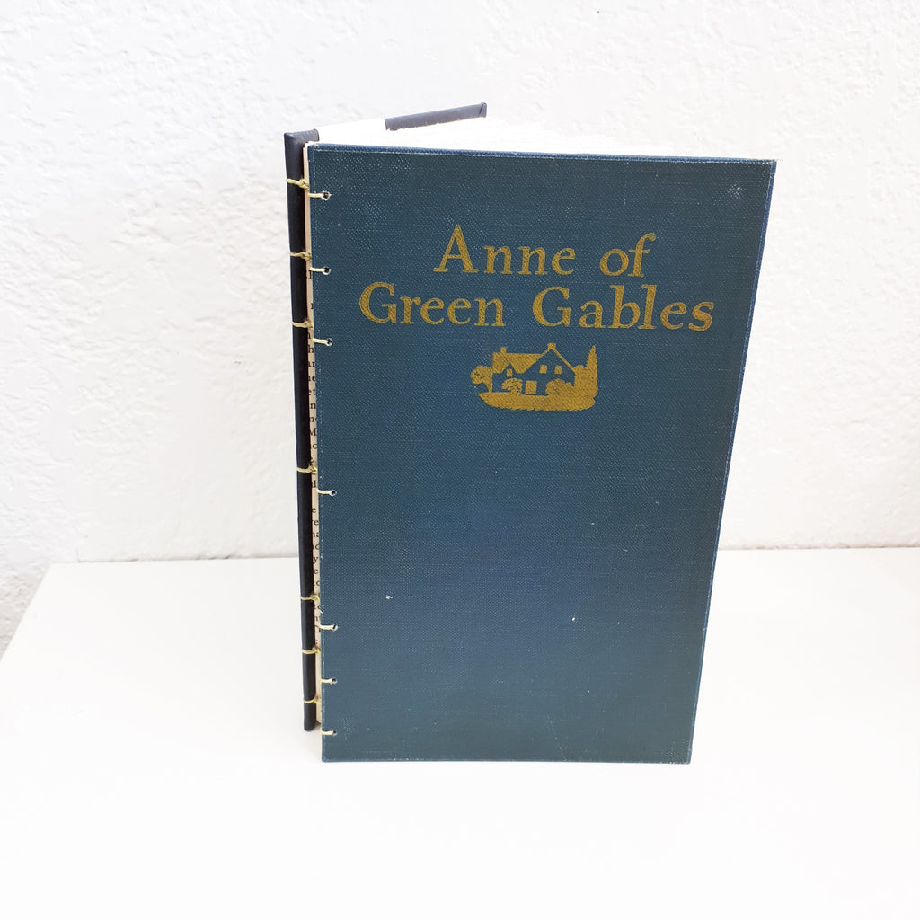 Handmade Journal - Anne of Green Gables - A Canadian Classic