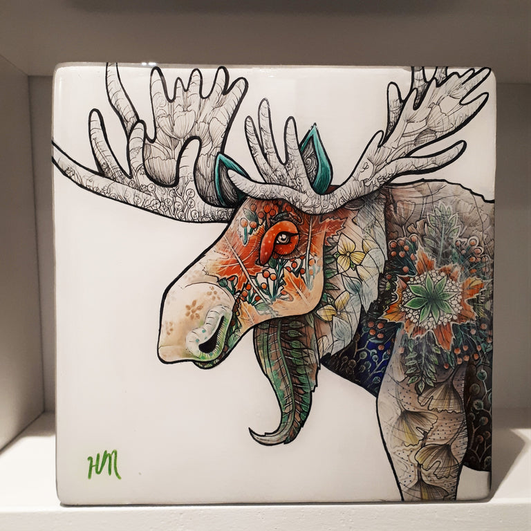 Original Work - MAPLE LEAF MOOSE