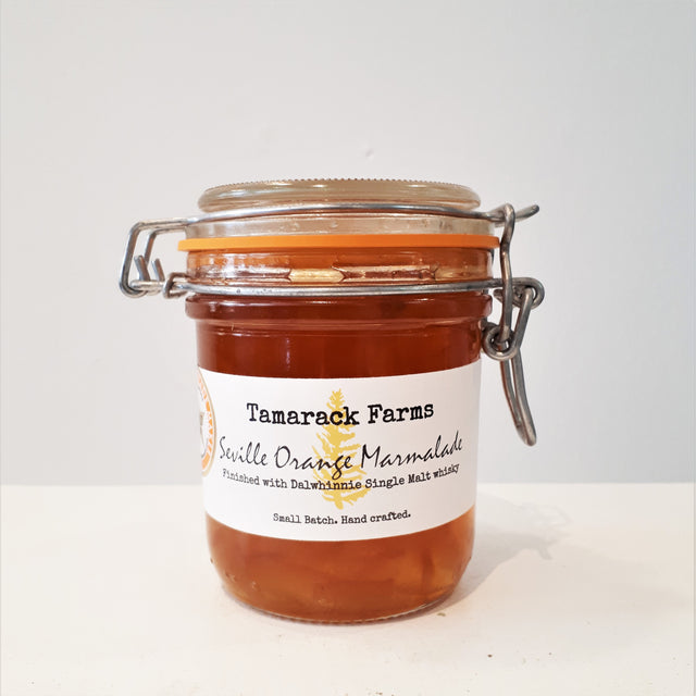Seville Orange Marmalade from Tamarack Farms - large