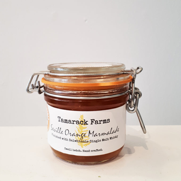 Seville Orange Marmalade from Tamarack Farms - small
