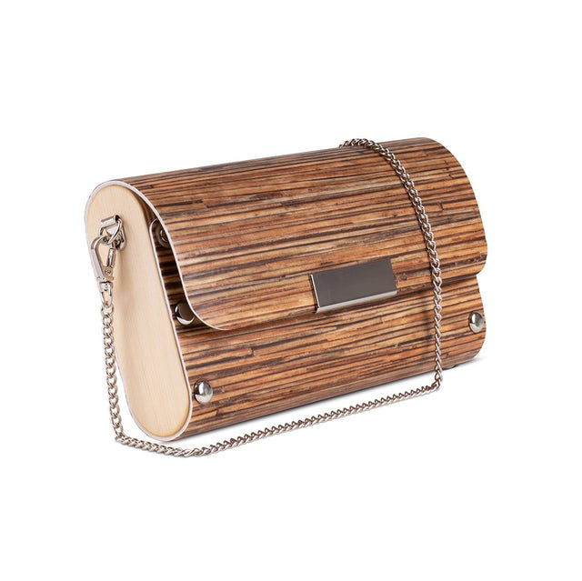Small Clutch - Bamboo-look