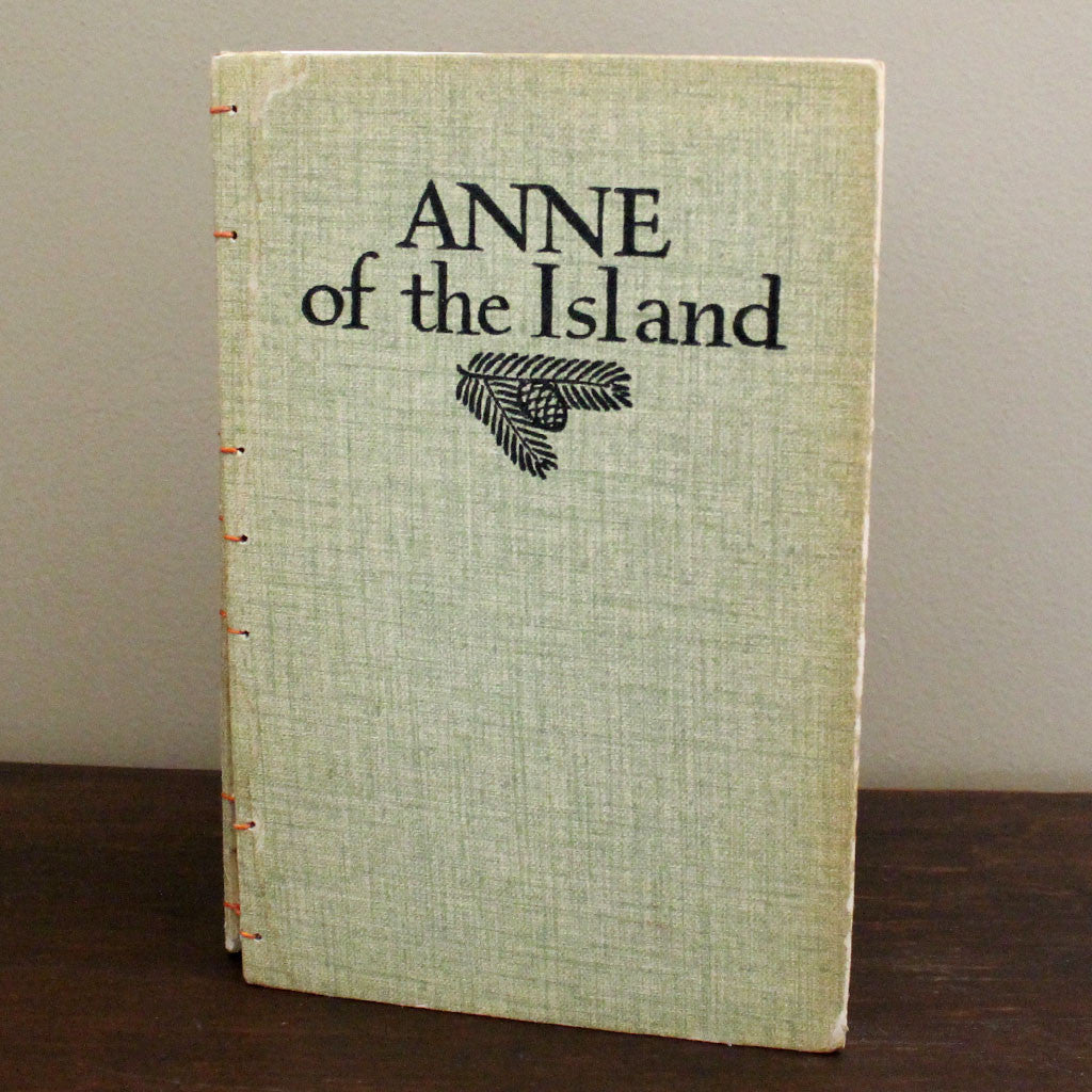 Handmade Journal - Anne of the Island - A Canadian Classic